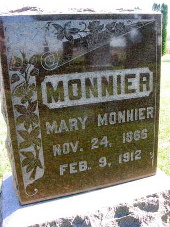 MONNIER, MARY - Linn County, Iowa | MARY MONNIER
