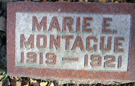 MONTAQUE, MARIA E. - Linn County, Iowa | MARIA E. MONTAQUE
