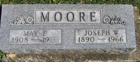 MOORE, JOSEPH W. - Linn County, Iowa | JOSEPH W. MOORE