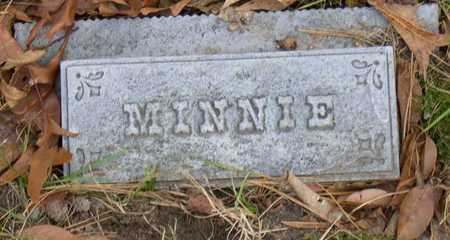 MOORE, MINNIE - Linn County, Iowa | MINNIE MOORE
