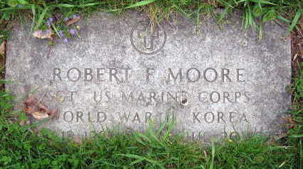 MOORE, ROBERT F. - Linn County, Iowa | ROBERT F. MOORE