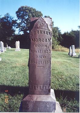 MORGAN, ABRAHAM - Linn County, Iowa | ABRAHAM MORGAN