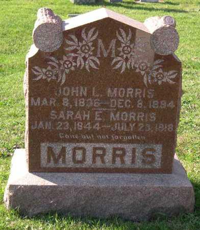MORRIS, JOHN L. - Linn County, Iowa | JOHN L. MORRIS