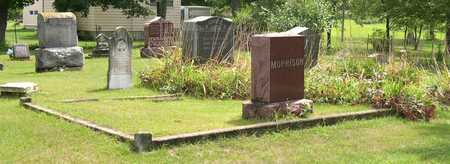 MORRISON, FAMILY STONE - Linn County, Iowa | FAMILY STONE MORRISON