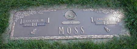 MOSS, LUCILLE M. - Linn County, Iowa | LUCILLE M. MOSS
