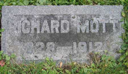MOTT, RICHARD - Linn County, Iowa | RICHARD MOTT