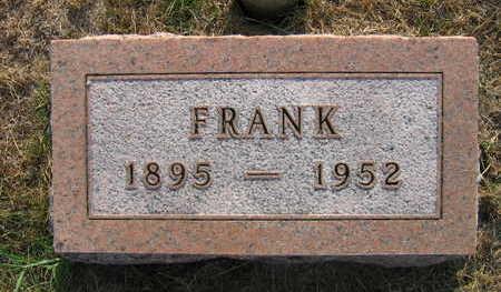 MRKVICKA, FRANK - Linn County, Iowa | FRANK MRKVICKA