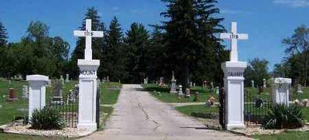 MT. CALVARY, CEMETERY - Linn County, Iowa | CEMETERY MT. CALVARY