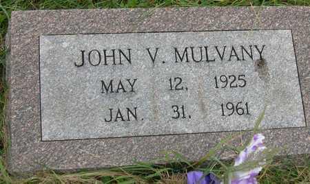 MULVANY, JOHN V. - Linn County, Iowa | JOHN V. MULVANY