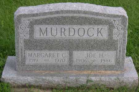 MURDOCK, JOE H. - Linn County, Iowa | JOE H. MURDOCK