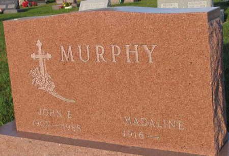 MURPHY, JOHN E. - Linn County, Iowa | JOHN E. MURPHY