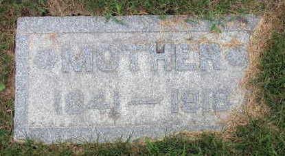 MURPHY, MOTHER - Linn County, Iowa   MOTHER MURPHY