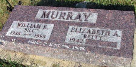 MURRAY, WILLIAM E. - Linn County, Iowa   WILLIAM E. MURRAY