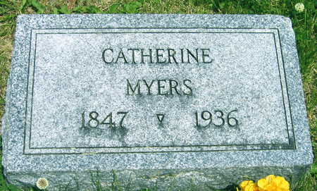 MYERS, CATHERINE - Linn County, Iowa | CATHERINE MYERS