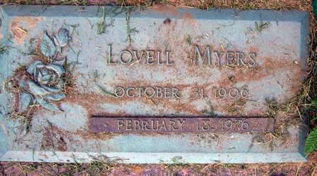 MYERS, LOWELL - Linn County, Iowa   LOWELL MYERS