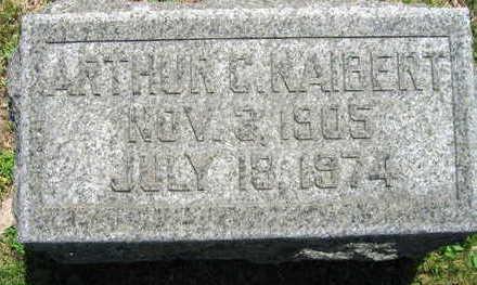 NAIBERT, ARTHUR C. - Linn County, Iowa | ARTHUR C. NAIBERT