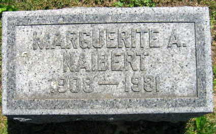 NAIBERT, MARGUERITE A. - Linn County, Iowa | MARGUERITE A. NAIBERT