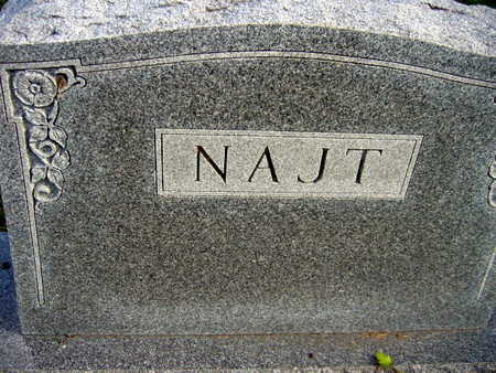 NAJT, FAMILY STONE - Linn County, Iowa | FAMILY STONE NAJT