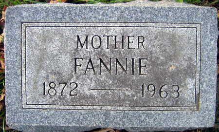 NAJT, FANNIE - Linn County, Iowa | FANNIE NAJT