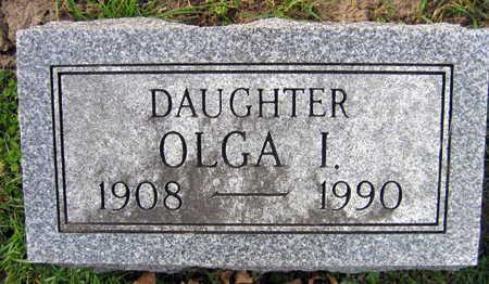 NAJT, OLGA I. - Linn County, Iowa | OLGA I. NAJT