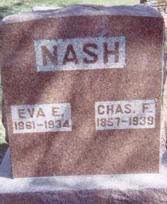 NASH, EVA E. - Linn County, Iowa | EVA E. NASH