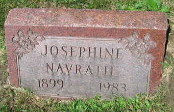 NAVRATH, JOSEPHINE - Linn County, Iowa | JOSEPHINE NAVRATH