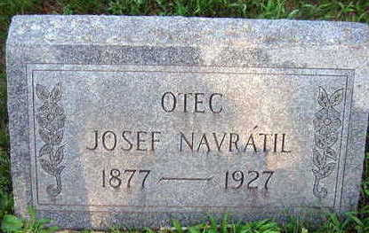 NAVRATIL, JOSEF - Linn County, Iowa | JOSEF NAVRATIL