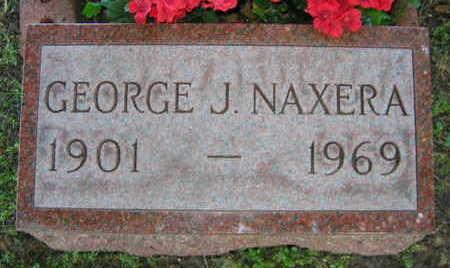 NAXERA, GEORGE J. - Linn County, Iowa | GEORGE J. NAXERA