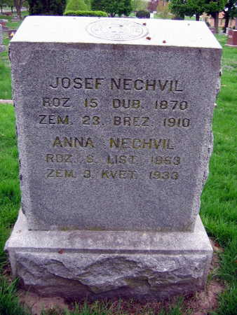 NECHVIL, JOSEF - Linn County, Iowa | JOSEF NECHVIL