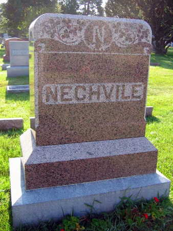 NECHVILE, MARY - Linn County, Iowa | MARY NECHVILE