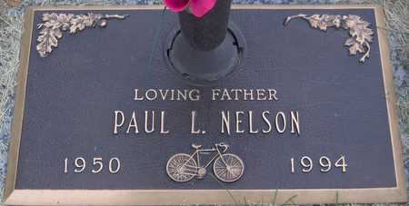 NELSON, PAUL L - Linn County, Iowa | PAUL L NELSON