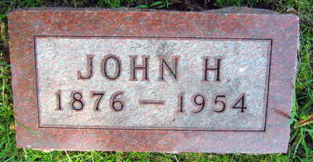 NEMEC, JOHN H. - Linn County, Iowa | JOHN H. NEMEC