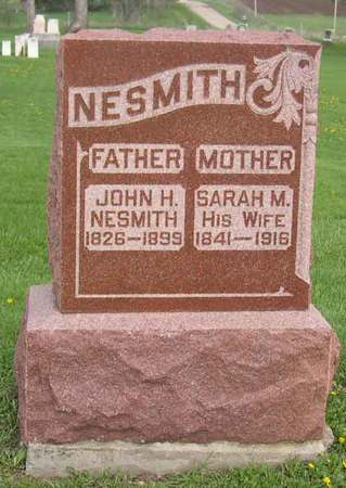 NESMITH, SARAH M. - Linn County, Iowa | SARAH M. NESMITH