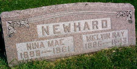 NEWHARD, MELVIN RAY - Linn County, Iowa | MELVIN RAY NEWHARD