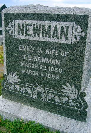 NEWMAN, EMILY J. - Linn County, Iowa | EMILY J. NEWMAN