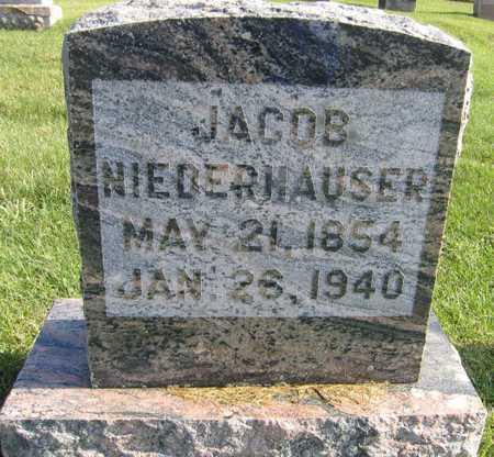 NIEDERHAUSER, JACOB - Linn County, Iowa | JACOB NIEDERHAUSER