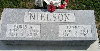 NIELSON, HARRY E. - Linn County, Iowa | HARRY E. NIELSON
