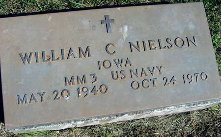 NIELSON, WILLIAM C. - Linn County, Iowa | WILLIAM C. NIELSON