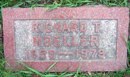 NOELLER, RICHARD T. - Linn County, Iowa   RICHARD T. NOELLER