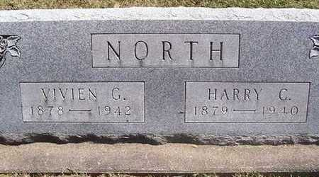 NORTH, HARRY C. - Linn County, Iowa | HARRY C. NORTH