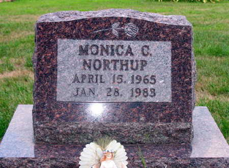 NORTHRUP, MONICA C. - Linn County, Iowa | MONICA C. NORTHRUP
