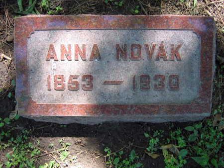 NOVAK, ANNA - Linn County, Iowa | ANNA NOVAK
