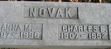 NOVAK, ANNA M. - Linn County, Iowa | ANNA M. NOVAK