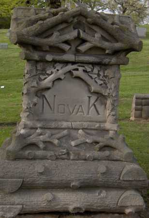 NOVAK, FAMILY STONE - Linn County, Iowa | FAMILY STONE NOVAK
