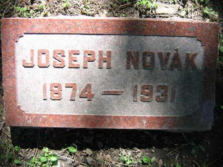 NOVAK, JOSEPH - Linn County, Iowa   JOSEPH NOVAK