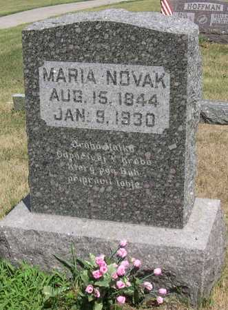 NOVAK, MARIA - Linn County, Iowa | MARIA NOVAK