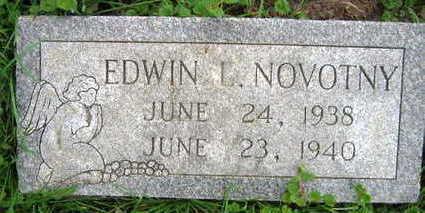 NOVOTNY, EDWIN L. - Linn County, Iowa | EDWIN L. NOVOTNY