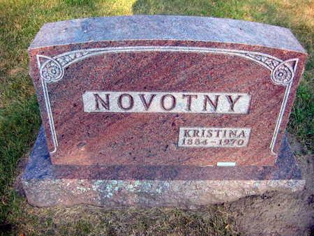 NOVOTNY, KRISTINA - Linn County, Iowa | KRISTINA NOVOTNY