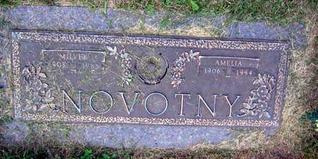 NOVOTNY, MILVER - Linn County, Iowa | MILVER NOVOTNY
