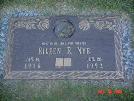 NYE, EILEEN - Linn County, Iowa | EILEEN NYE